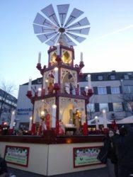 Besuch des Weihnachtsmaktes in Darmstadt